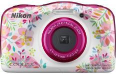 Nikon CoolPix W150 цветы 13.2Mpix Zoom3x 2.7