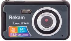 Rekam iLook S760i темно-серый 12Mpix 1.8