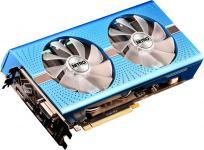 Sapphire PCI-E 11289-01-20G NITRO+ RADEON RX 590 8G AMD Radeon RX 590 8192Mb 256bit GDDR5 1560/8400 DVIx1/HDMIx2/DPx2/HDCP Ret