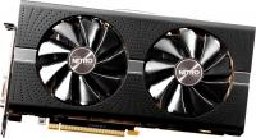 Sapphire PCI-E 11289-02-20G NITRO+ RADEON RX 590 8G AMD Radeon RX 590 8192Mb 256bit GDDR5 1560/8400 DVIx1/HDMIx2/DPx2/HDCP Ret